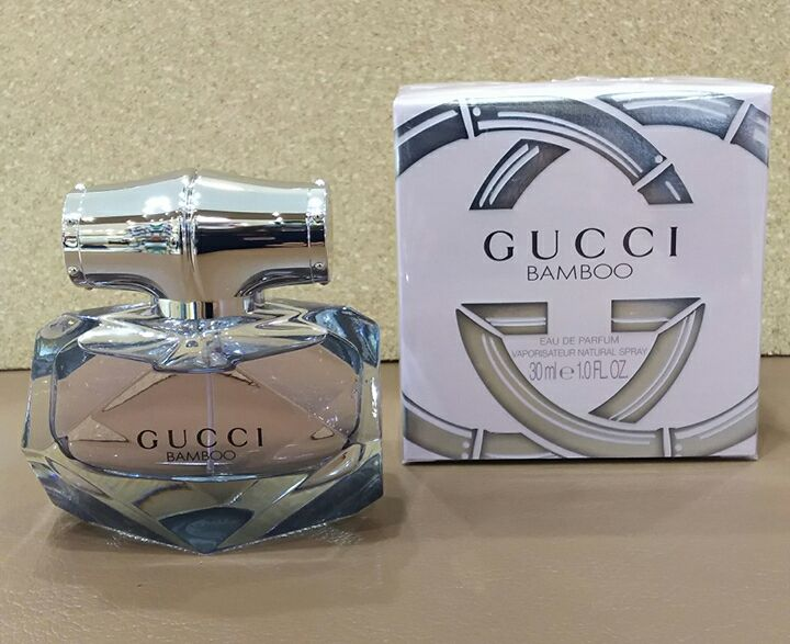 official photos 37d2a 3c982 グッチの香水❀バンブー オードパルファム&オードトワレ ...