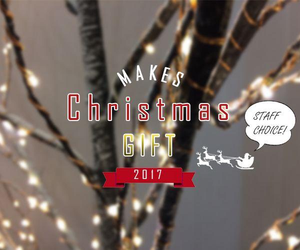 MAKES Christmas GIFT -2017-の写真