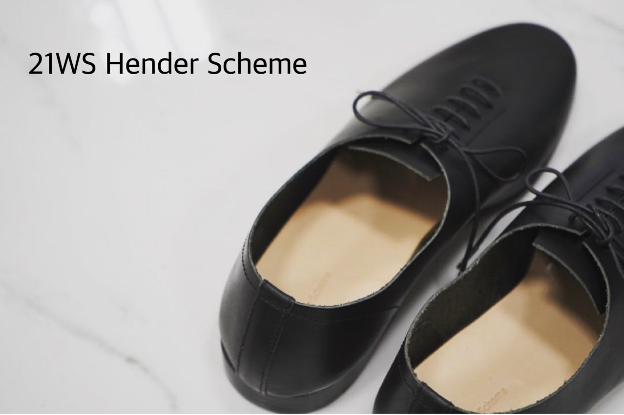 Hender Scheme 21ws (2021.4.24)の写真