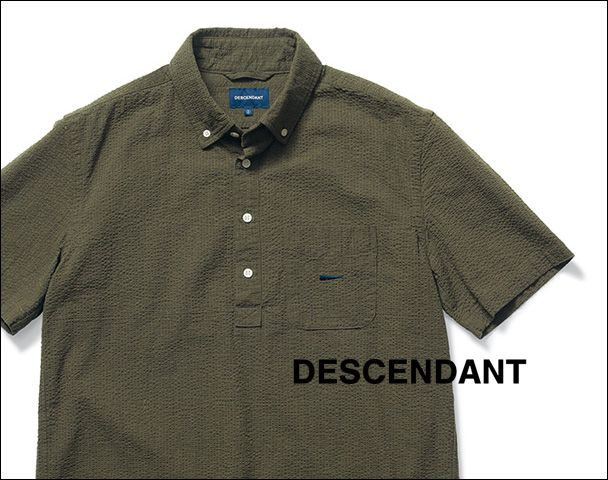 DESCENDANT / 新作アイテム入荷