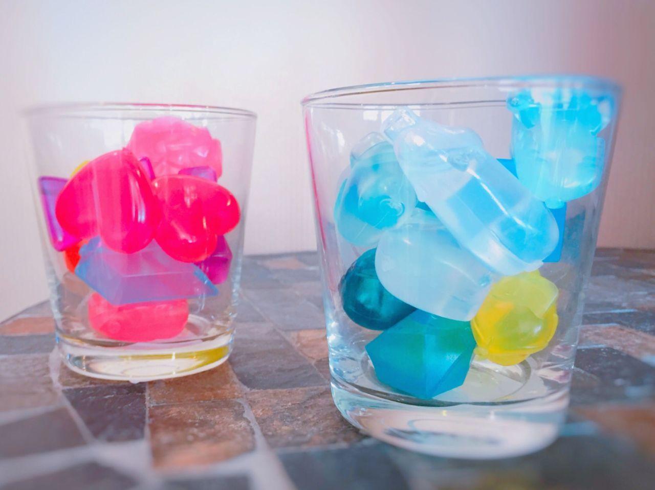 「【溶けない氷】アイスキューブ【保冷剤】」の写真