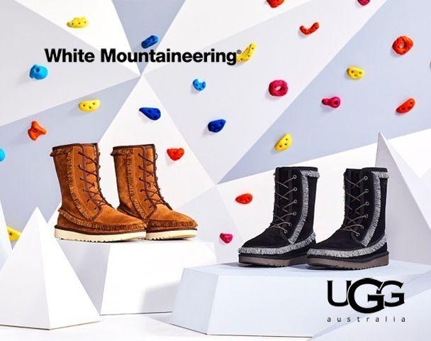 White Mountaineering / コラボレーションアイテム入荷