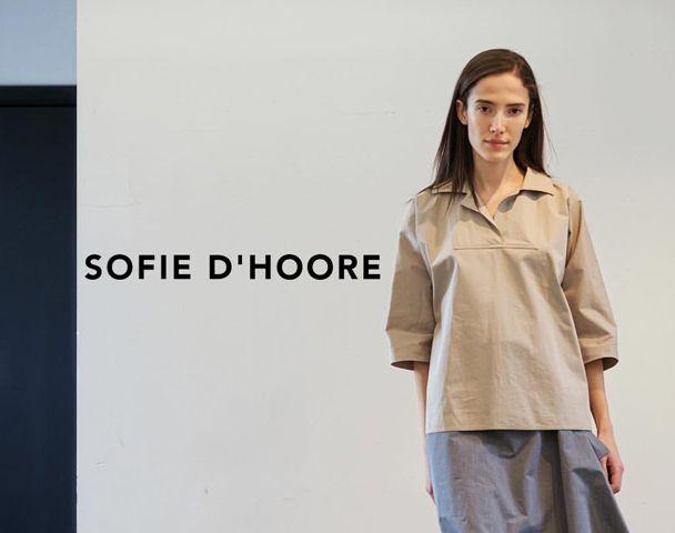 SOFIE D'HOORE / 新作アイテム入荷