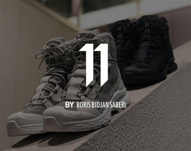 11 by Boris Bidjan Saberi / 新作アイテム入荷