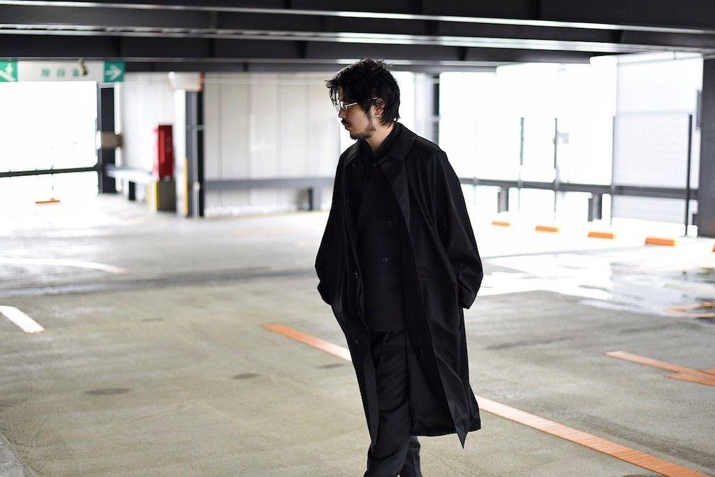 LAD MUSICIAN 2020SS Set up & Coat styleの写真