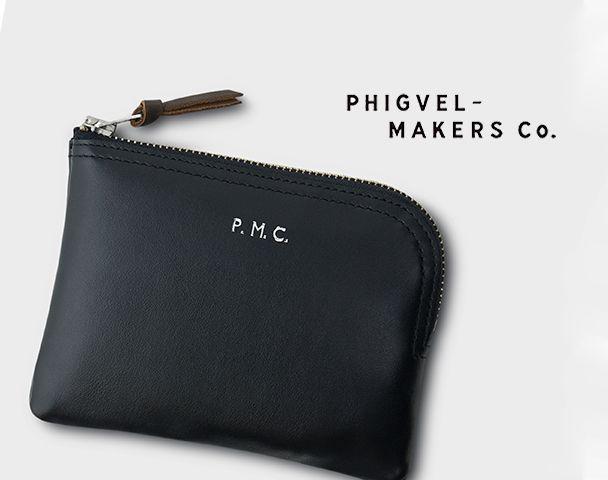 PHIGVEL / 新作アイテム入荷