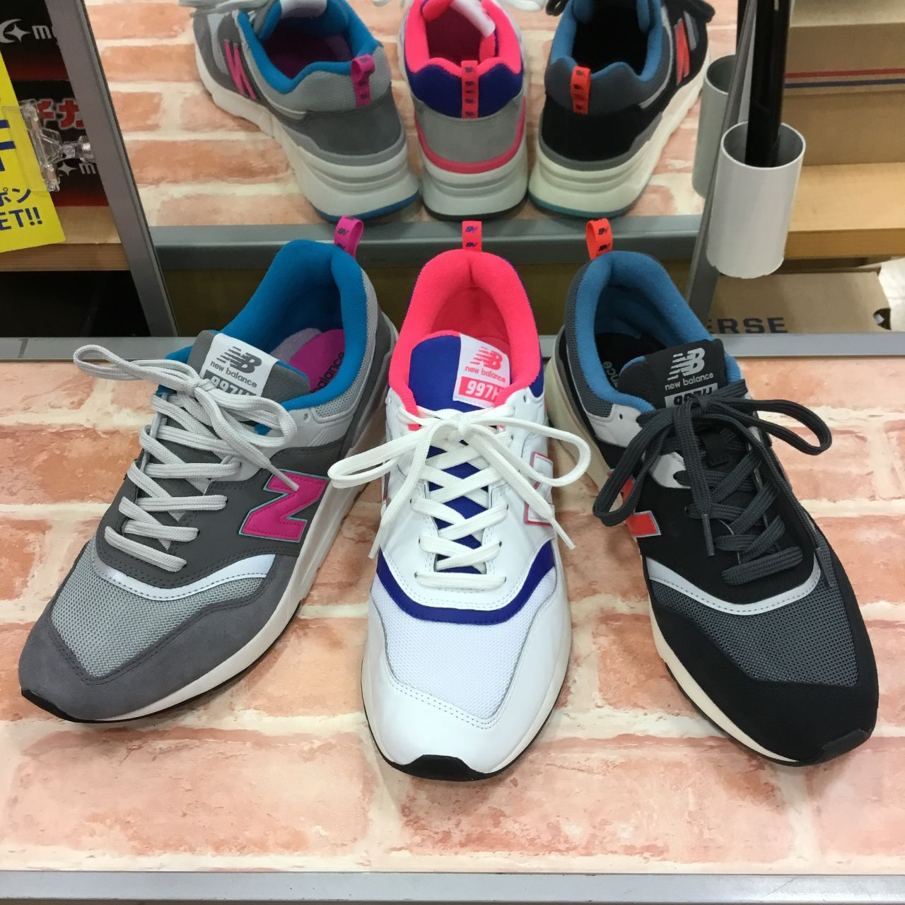 a66b6b586bdcc New balance CM997H   ASBee アイモール三好店   G-FOOT【ジーフット】の ...