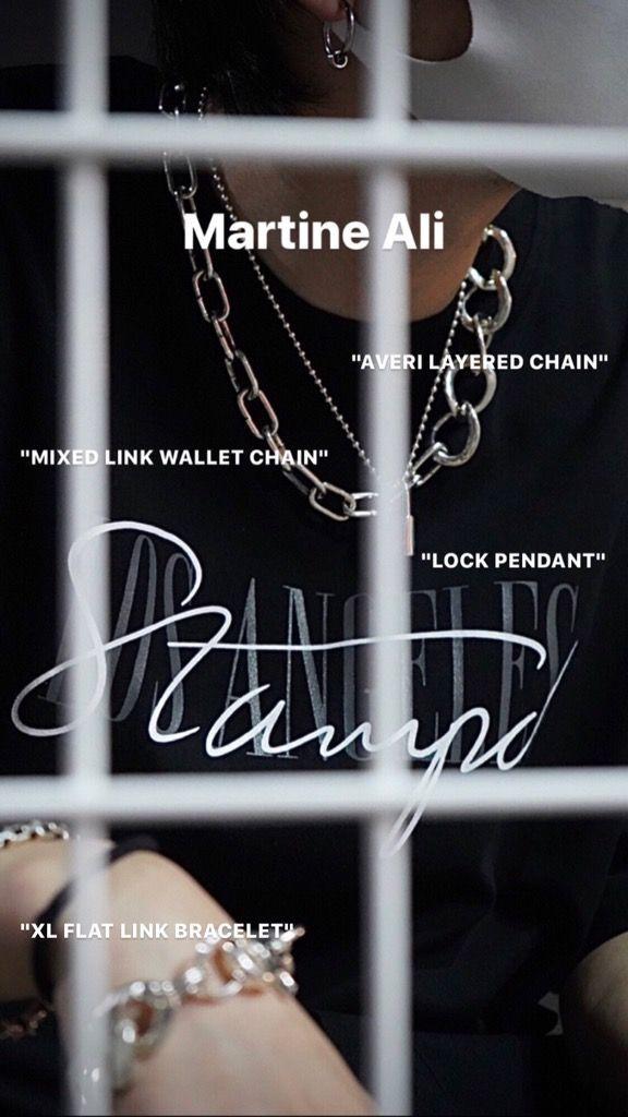 おすすめTシャツ + Martine Aliの写真