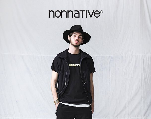 nonnative / 新作アイテム入荷