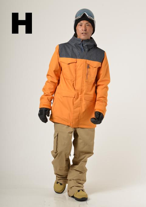 ムラスポのスノーウェアレンタル