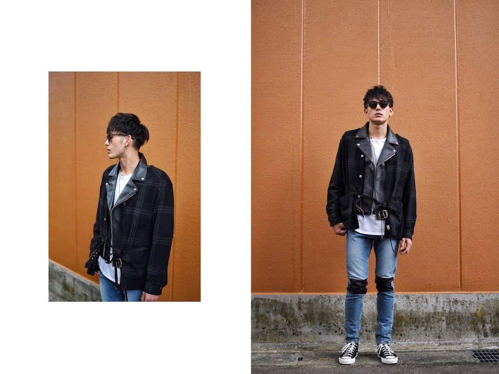 TRUNK15 2017aw LOOK [Outer selection]の写真