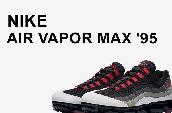 NIKE AIR VAPOR MAX '95の写真