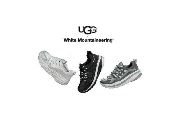 White Mountaineering×UGG 2020.9.19発売の写真