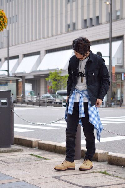 【 The Letters 】/ Military Ventile Jacket Ⅱ : Stylingの写真