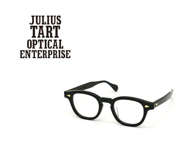 JULIUS TART OPTICAL / 新作アイテム入荷
