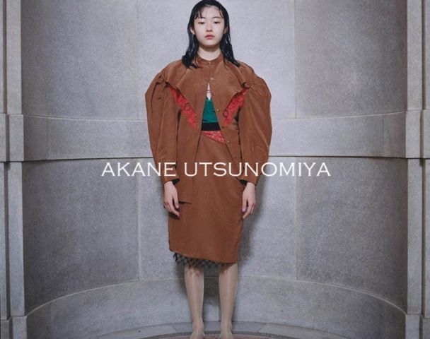 AKANE UTSUNOMIYA / 20SS Collection 新作アイテム入荷