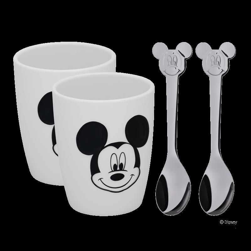 Disney ミッキーマウス マグカップ4Pセット