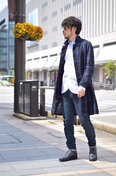Shirt on Shirt : Stylingの写真