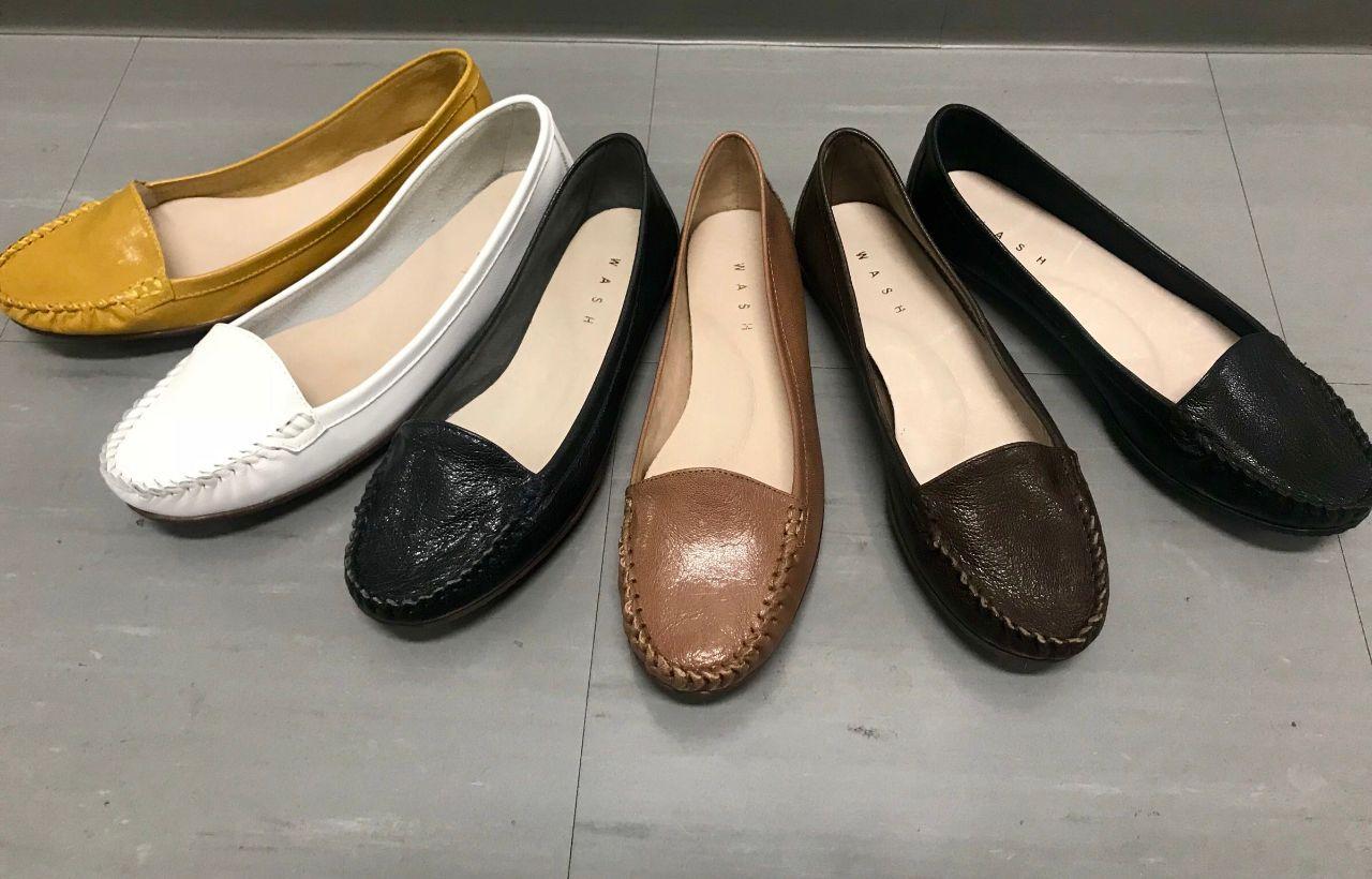 そんな時にこそさらっと履きたいお靴ご紹介致します