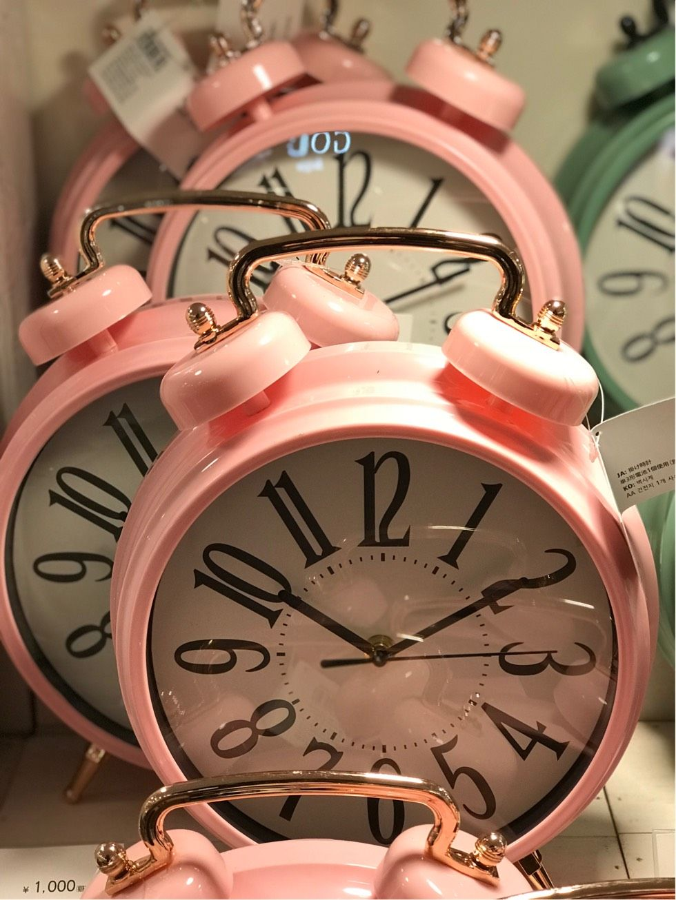 official photos 2c38a 14401 おっきくてかわいい時計入荷しました❤ | ららぽーとTOKYO-BAY ...