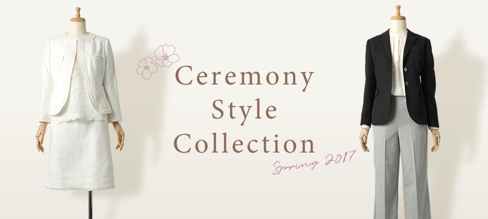 【レディース】Ceremony Style Collection