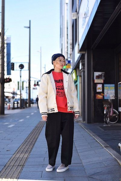 【 2018AW Styling 】~HUMAN MADE~の写真