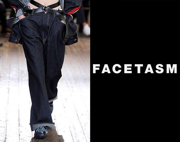 FACETASM / 新着アイテム入荷