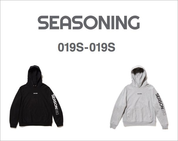 SEASONING 19SS Collection