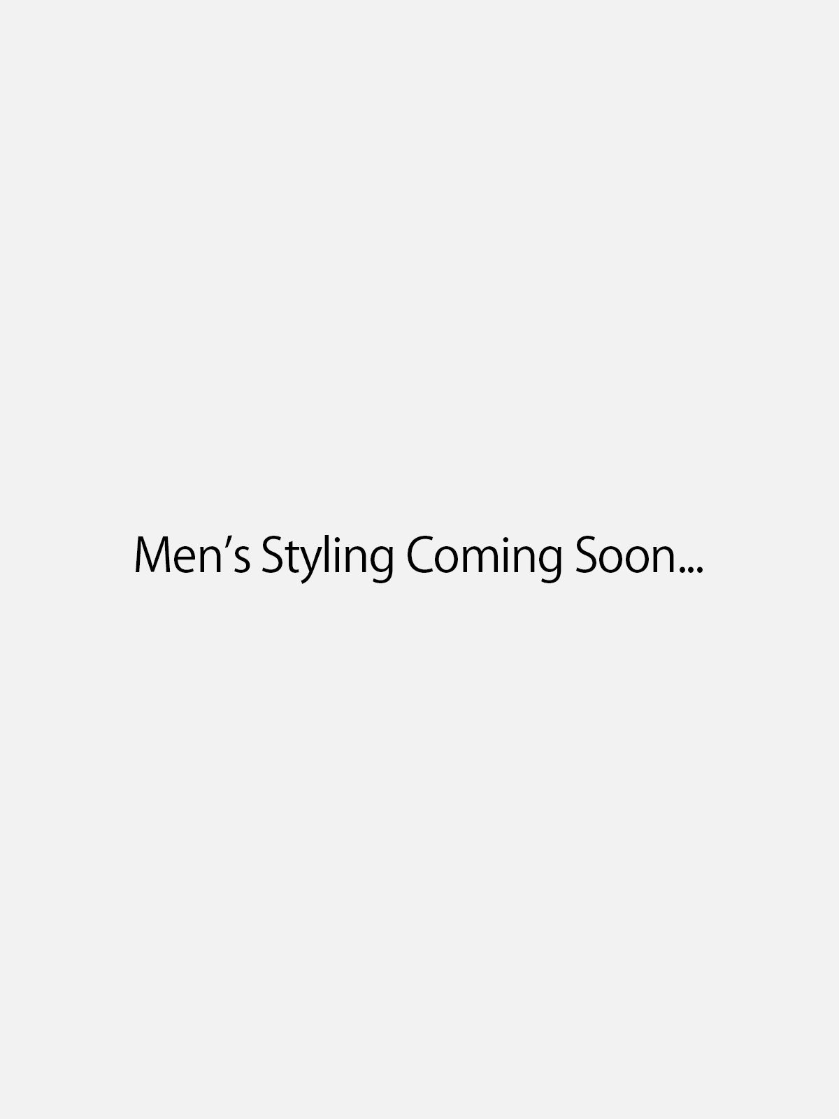 Men's Styling Coming Soon...の写真