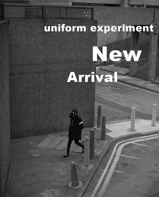 uniform experiment New Arrival (2017.5.3)の写真