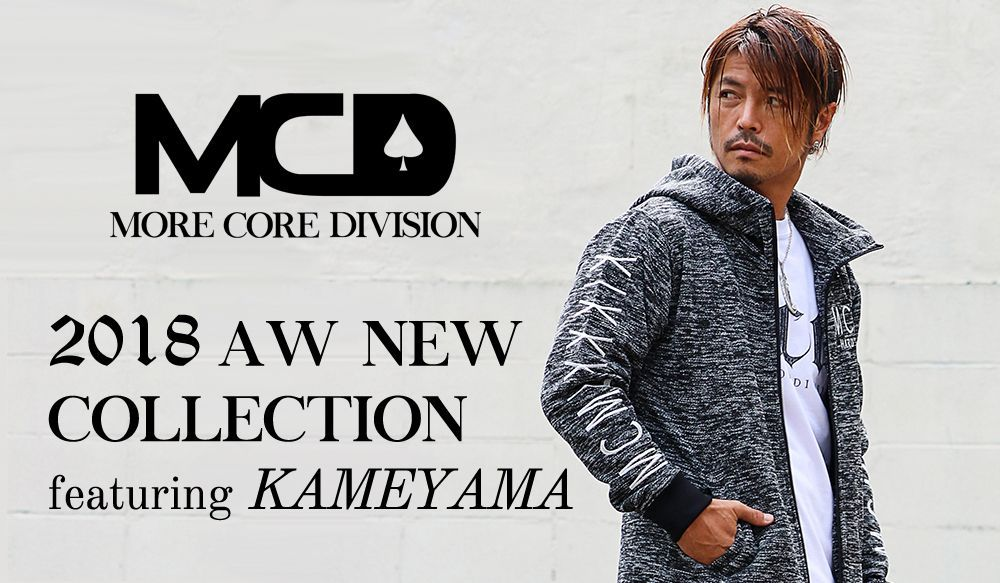 MCD 2018AW NEW COLLECTION