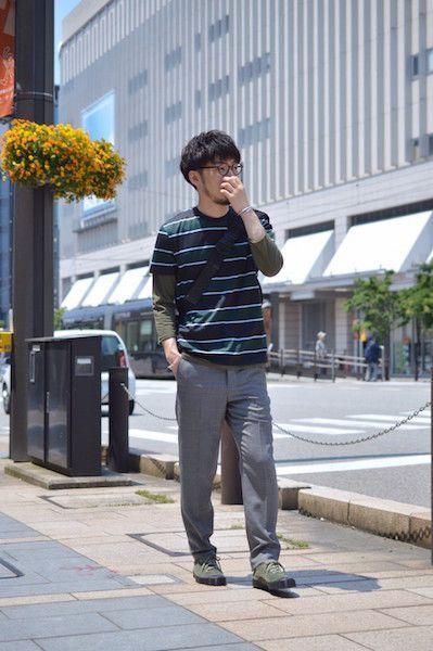 Active styleの写真