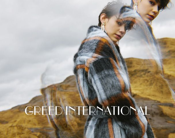 GREED INTERNATIONAL / 新作アイテム入荷
