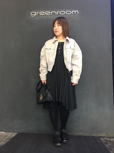 drape dressの写真