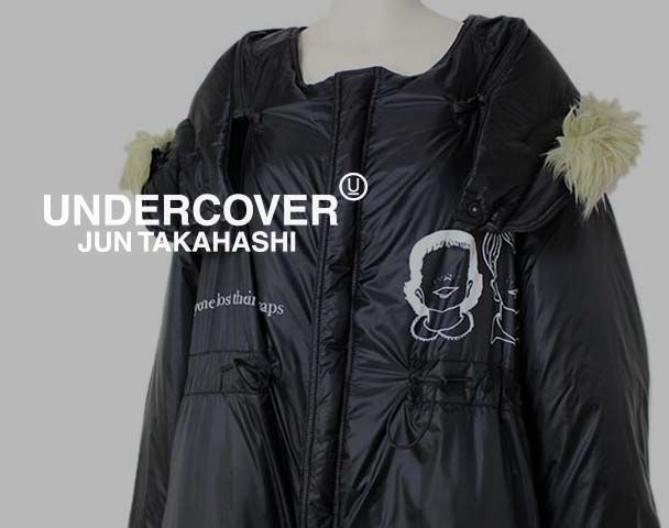 UNDER COVER /2017AW新入荷