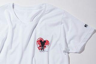 ミッキーマウスプリントTシャツが今年も登場。の写真