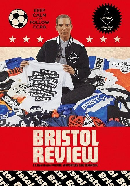 F.C.Real Bristol New Arrival (2017.11.18)の写真