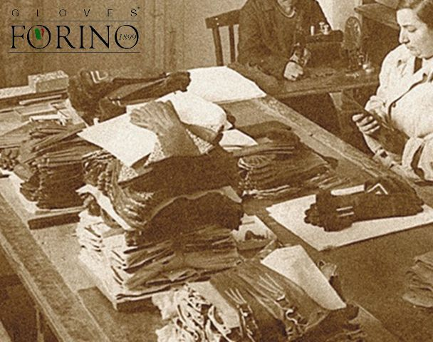 Gloves FRATELLI FORINO / 新作アイテム入荷
