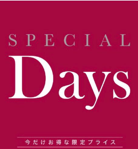 西日本限定Special Days☆【大丸梅田店】の写真