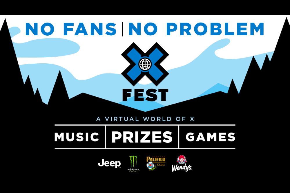 フリースタイルスノーボーディングの祭典『X Games Aspen 2021』が開幕