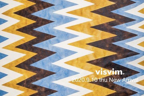 visvim  2020.9.10 thu New Arrivalの写真