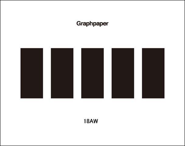 Graphpaper / スポットアイテム入荷