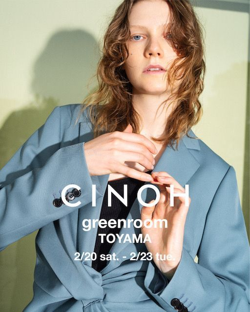 CINOH POP UP 2.20sat - 23tueの写真