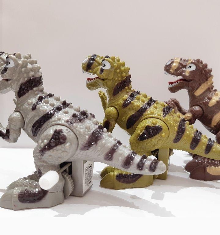 「なんだかかわいい恐竜さんたち。」の写真