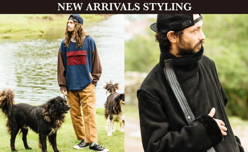 NEW ARRIVALS STYLE 1/9の写真