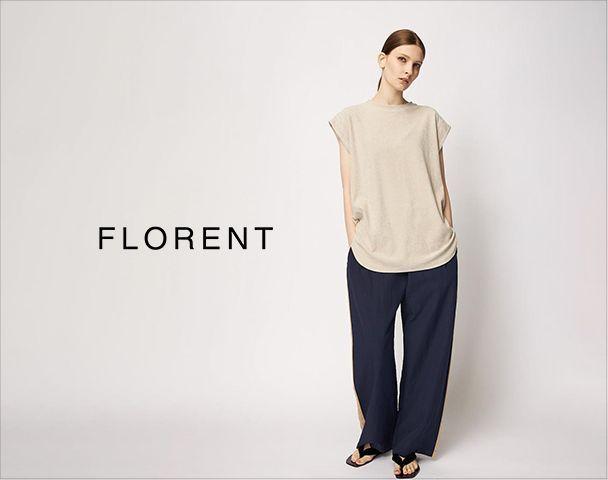 FLORENT / 21SS新作アイテム入荷