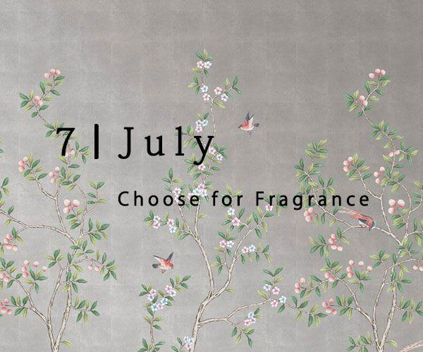 Choose for Fragrance ーJulyーの写真