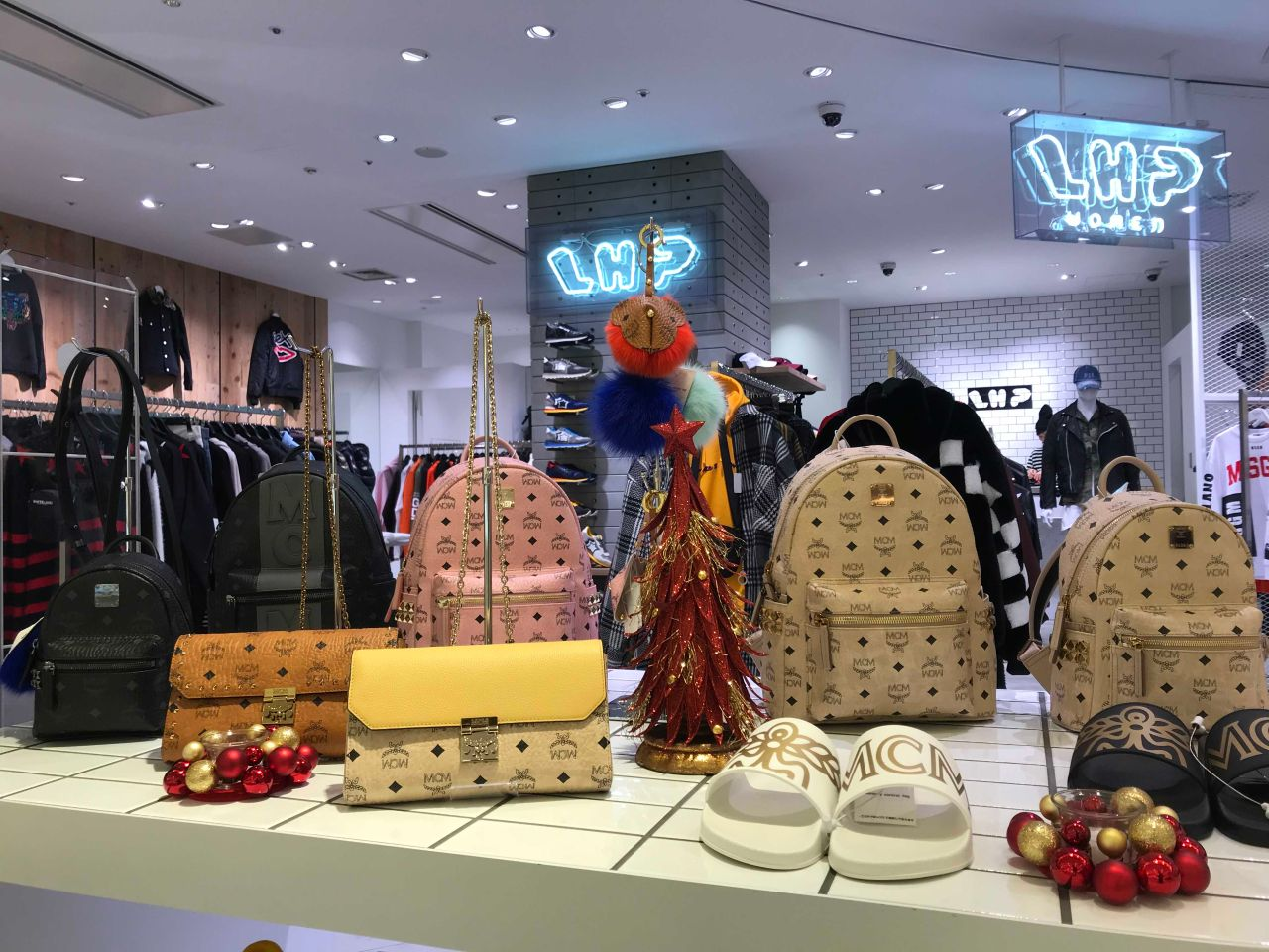 on sale 4eb44 278f9 MCM【エムシーエム】NEW ARRIVAL!! | LHP | LHP LUCUA大阪 ...