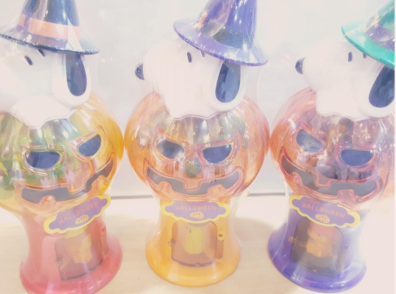 「スヌーピーのハロウィンお菓子。」の写真