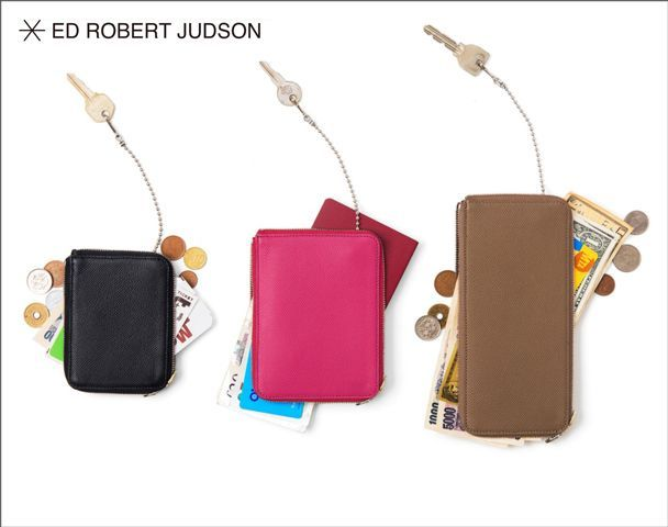 "ED ROBERT JUDSON / 20AWアイテム入荷 ""WEINHIMER COW MAGID PURSE""​​​​​​​and moreの写真"